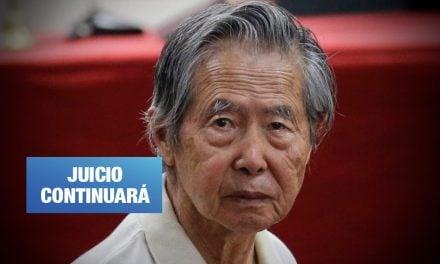 Caso Pativilca: Indulto a Fujimori no aplica y será juzgado por asesinato de campesinos