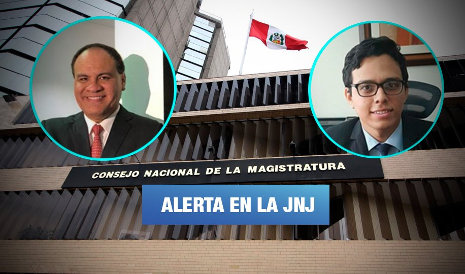Funcionarios del exCNM favorecieron a empresa con contrato millonario y trabajan en la JNJ