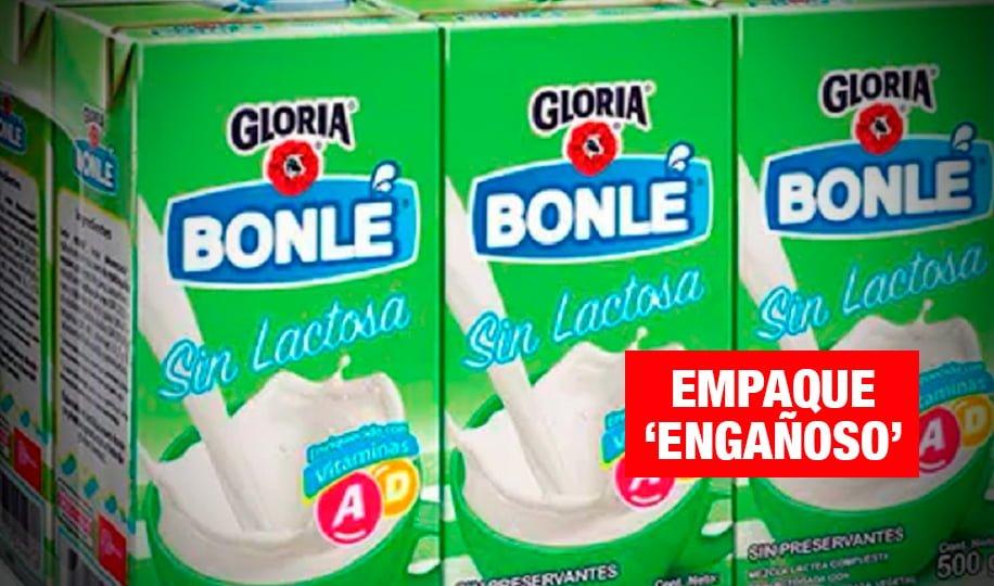 PJ ratifica sentencia contra Gloria por vender producto que no era leche evaporada
