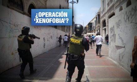 Defensoría a Mininter: «Lucha contra el crimen no debe generar estigma»
