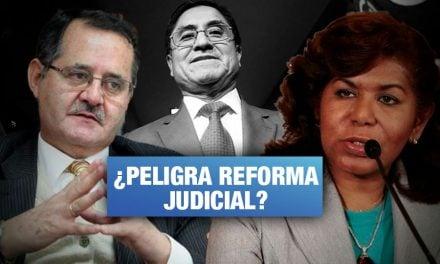 Revelan llamadas entre Hinostroza y dos elegidos en la Junta Nacional de Justicia