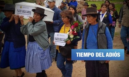 Río Blanco: El luto tardío en el pueblo de los ausentes