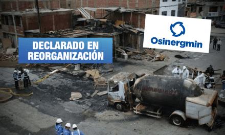Osinergmin no podrá dar autorizaciones por 90 días