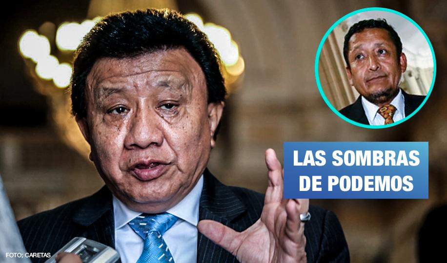 Podemos: Dos fundadores con historias de corrupción