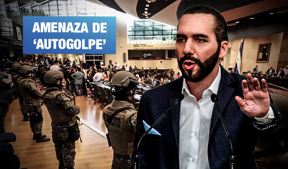 Aires de dictadura en El Salvador, por Alfonso Bermejo