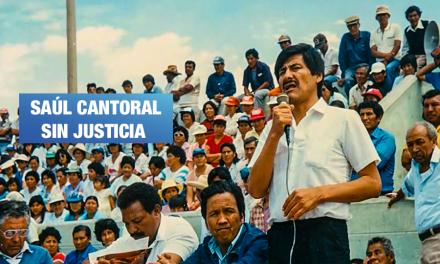 PJ vuelve a postergar caso de sindicalista asesinado por Comando Rodrigo Franco hace 31 años
