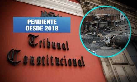 Villa El Salvador: TC tiene pendiente pronunciarse sobre suspensión de reglamento que pudo evitar tragedia