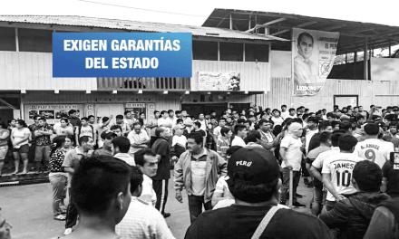 Amazonas: Hallan cadáver de awajún torturado tras protestas contra Gobierno Regional