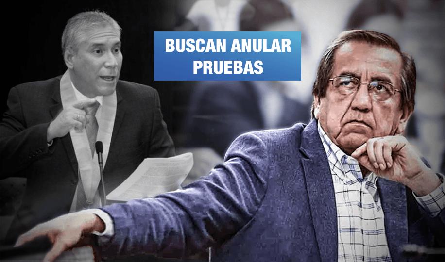Exasesora de Jorge del Castillo denuncia intimidación