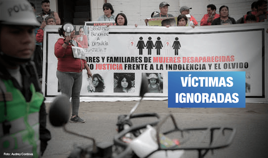 Registro y protocolo para mujeres desaparecidas continúan sin implementarse