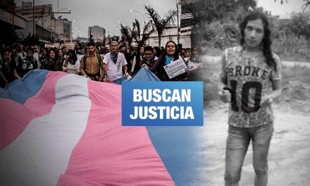 Colectivos LGTBI convocan protesta contra Serenazgo de VES por muerte de mujer trans