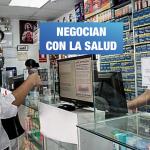 Medicamentos genéricos: Indecopi investiga a 6 cadenas de farmacias por ocultar precios