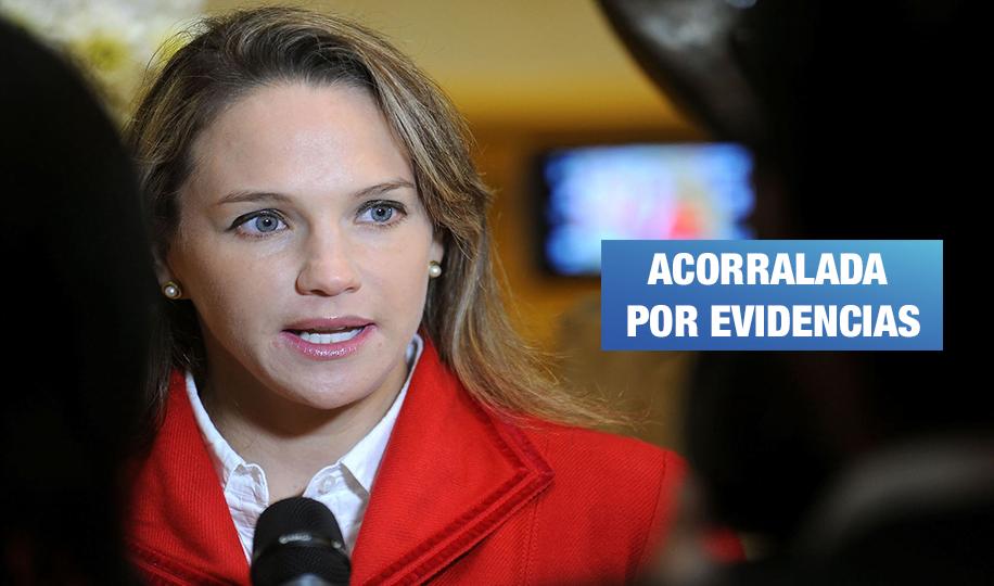 Hermano de Luciana León confesó que trabajó para financista de 'Los Intocables Ediles'