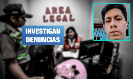 Exabogado de Centro de Emergencia Mujer es acusado de violación y tocamientos indebidos a dos niñas