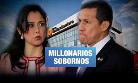 Colaborador eficaz involucra a Ollanta Humala en caso de coimas del 'Club de la Construcción'