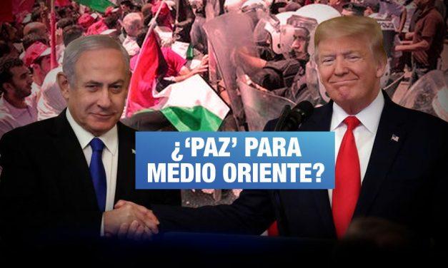 El plan de Estados Unidos e Israel para Palestina: Un 'acuerdo' inviable, por Alfonso Bermejo
