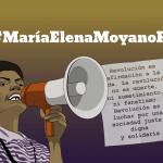 [GRÁFICA]: Tres frases de María Elena Moyano