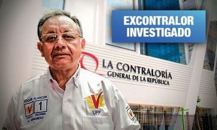 UPP: Electo congresista investigado por usar dinero de la Contraloría para gastos personales