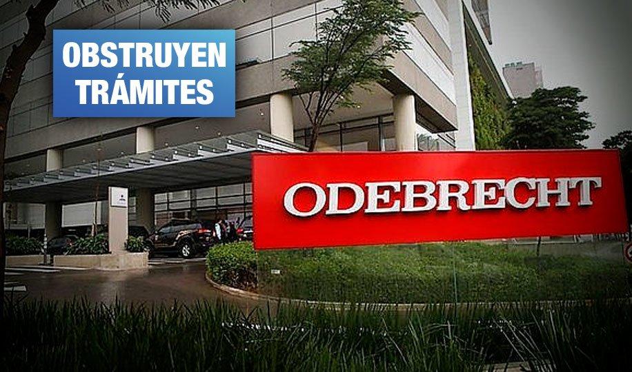 Odebrecht: Abogados de constructora obstaculizan envío de información sobre pagos ilícitos