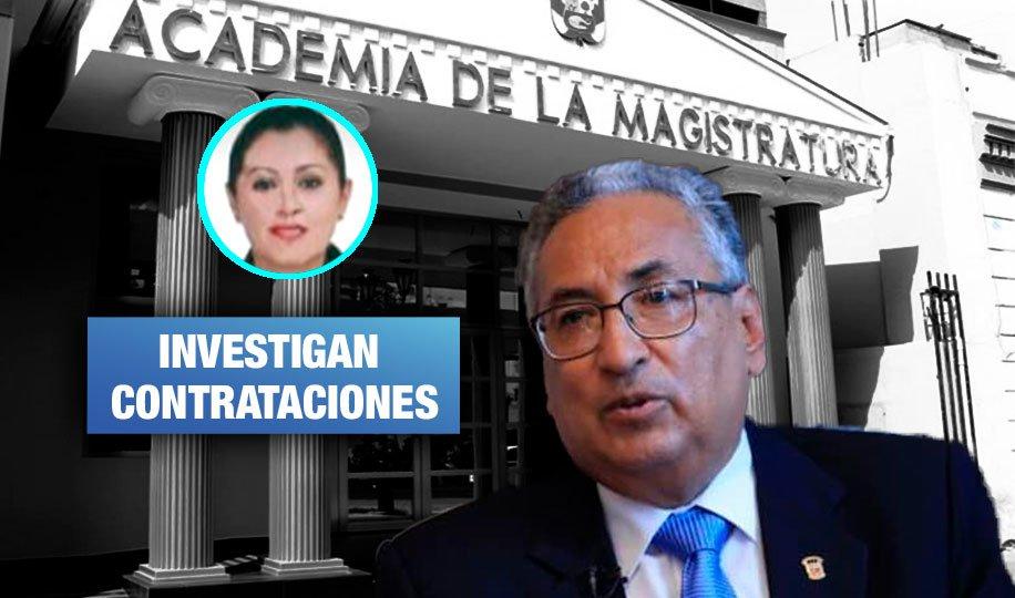 Poder Judicial: Pareja del actual presidente laboró en entidad del Estado