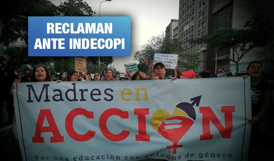 Excandidato al Congreso por Solidaridad Nacional se apropia del nombre «Madres en acción»