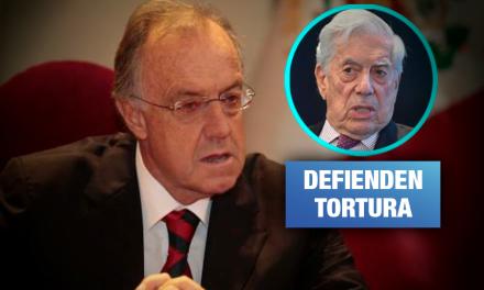 Magistrado del TC citó a Mario Vargas Llosa para defender corridas de toros