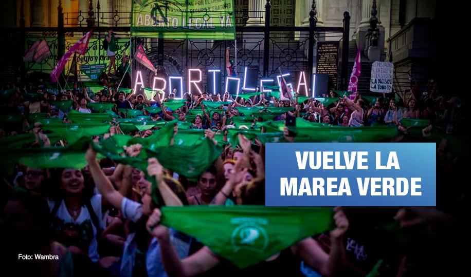 Presidente de Argentina presentará nuevo proyecto para legalizar el aborto