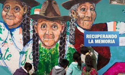 Áncash: Pintarán murales en la ciudad para contar la historia del antiguo territorio Chavín
