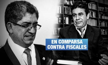 Equipo Especial Lava Jato en la mira del fiscal Tomás Gálvez y magistrado Sardón