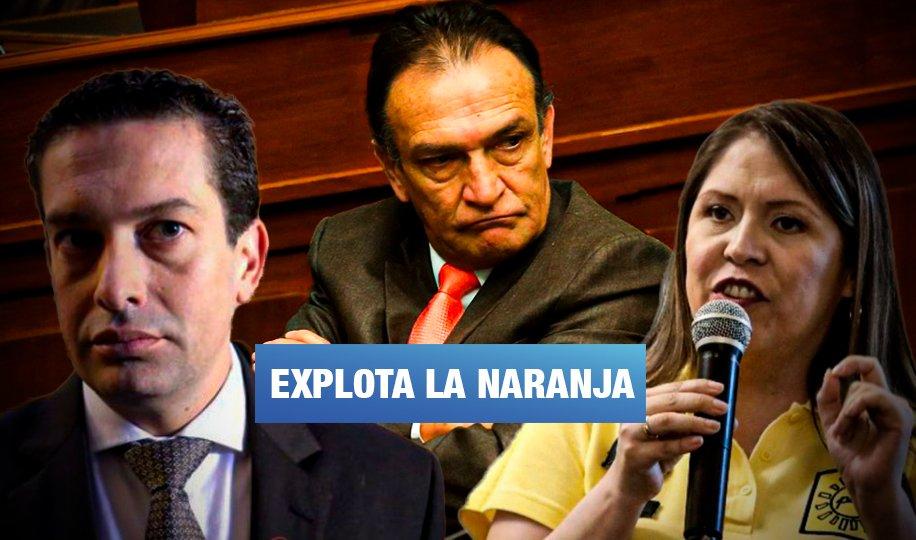 Fujimoristas y exfujimoristas se sacan los 'trapos sucios' por caso Odebrecht