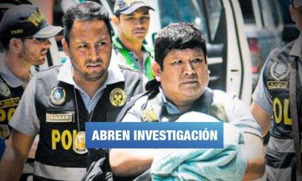Hallan muerto a jefe de fiscales de Ucayali detenido por liderar presunta red criminal