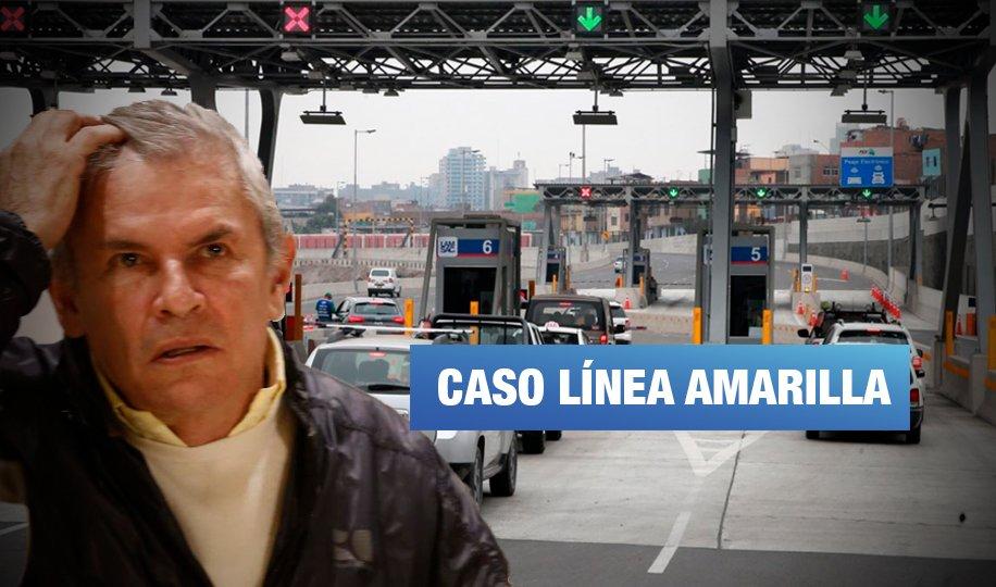Gestión de Castañeda favoreció que OAS gane más de S/ 16 millones con alza de peajes