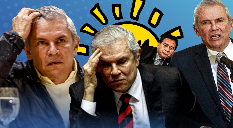 [GRÁFICA] ¿Por qué Luis Castañeda Lossio está en prisión preventiva?