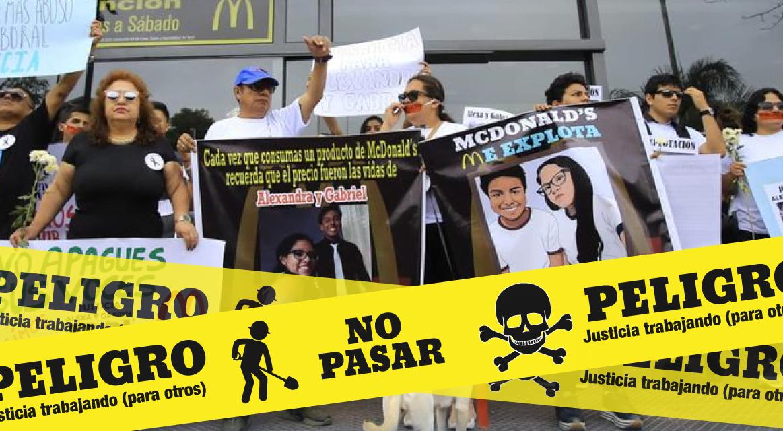 [GRÁFICA] ¿Las empresas donde murieron trabajadores se hacen cargo?