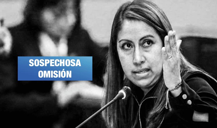 Exprocuradora Ampuero no incluyó a Enagás en investigación por el Gasoducto Sur Peruano