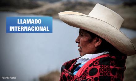 CIDH pide a Gobierno peruano responder por demanda de Máxima Acuña