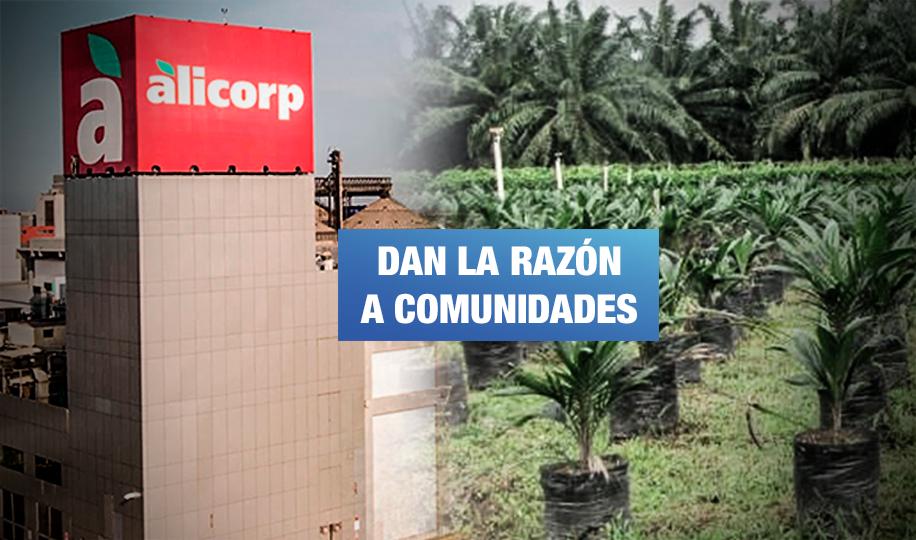 Banco noruego cancela inversiones en Alicorp tras denuncias en compra de aceite de palma