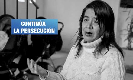 Sodalicio: Fiscalía retoma denuncia contra la periodista Paola Ugaz