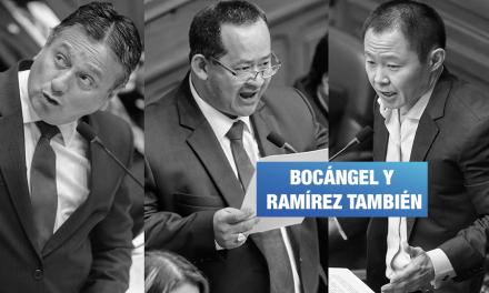 Fiscalía presentará pruebas contra Kenji Fujimori por presunto tráfico de influencias