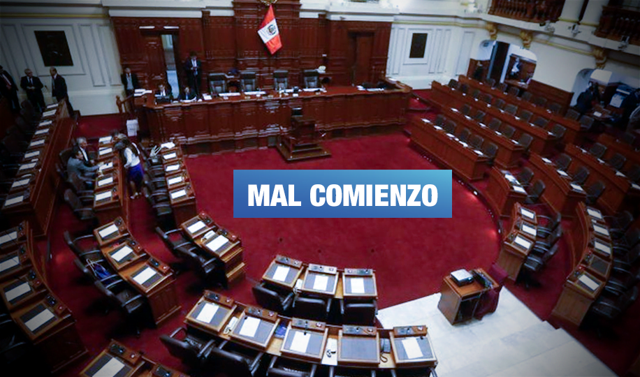 50 congresistas electos aún no entregan declaración de bienes y rentas para poder juramentar