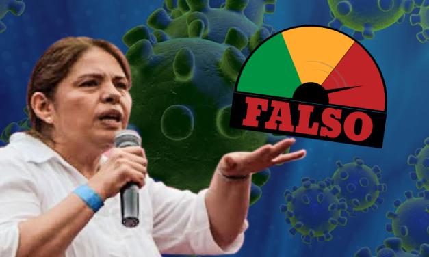 [GRÁFICA]: El coronavirus según Beatriz Mejía