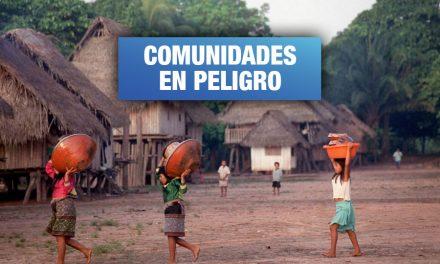 Coronavirus: Comunidades indígenas en riesgo por deficiente sistema de salud