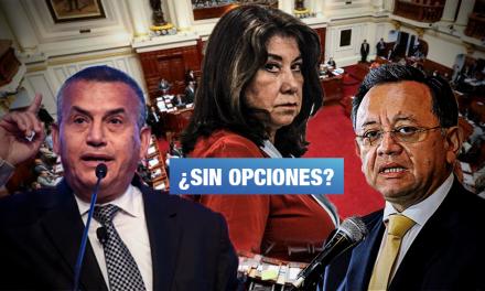 Martha Chávez, Urresti y Alarcón entre los voceados para presidir comisiones