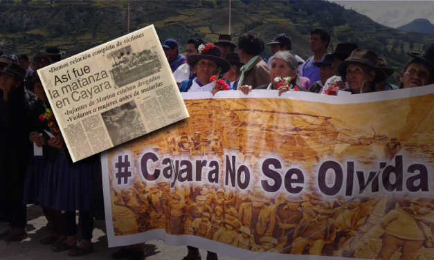 [GRÁFICA]: La masacre de Cayara
