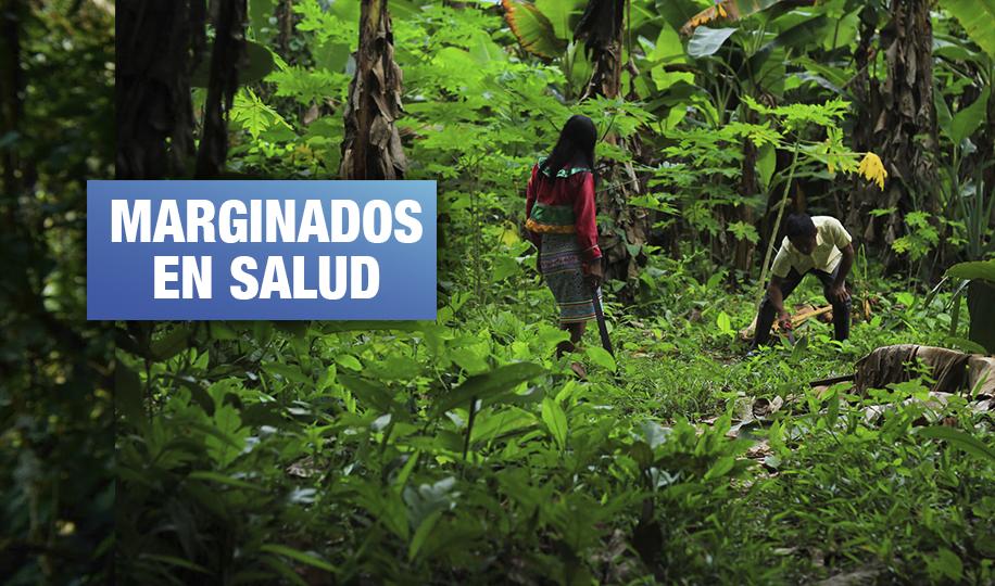 Coronavirus: Comunidades indígenas están a 3 días del hospital más cercano y sin agua potable