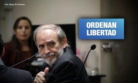 Rechazan prisión preventiva contra Yehude Simon