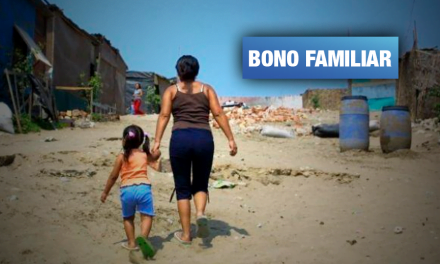 Bono de S/ 380 se entregará por transferencia bancaria