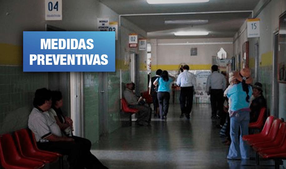 Coronavirus: Universidades piden el retiro de sus internos de medicina de los hospitales