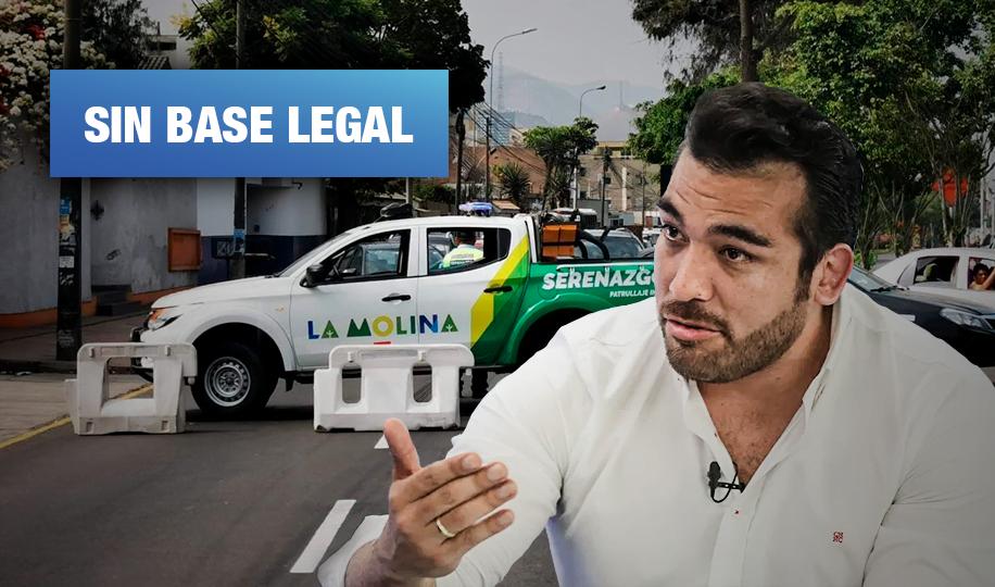 La Molina: Alertan que «cierre de fronteras distritales» es inconstitucional