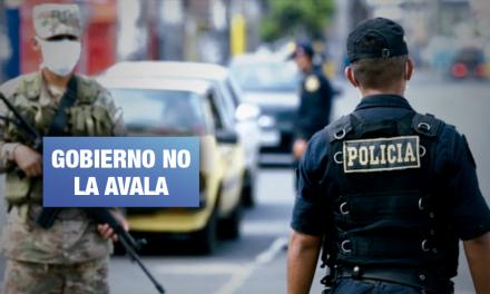 Ley que favorece impunidad policial se impulsó con mayoría fujimorista en Congreso disuelto